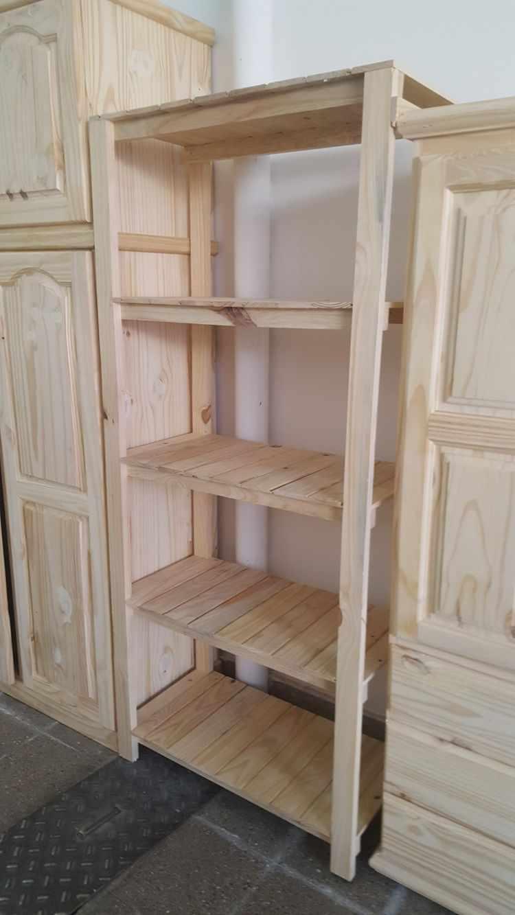 Pueblo Encanto - Muebles de madera de pino en Villa María, Córdoba 2