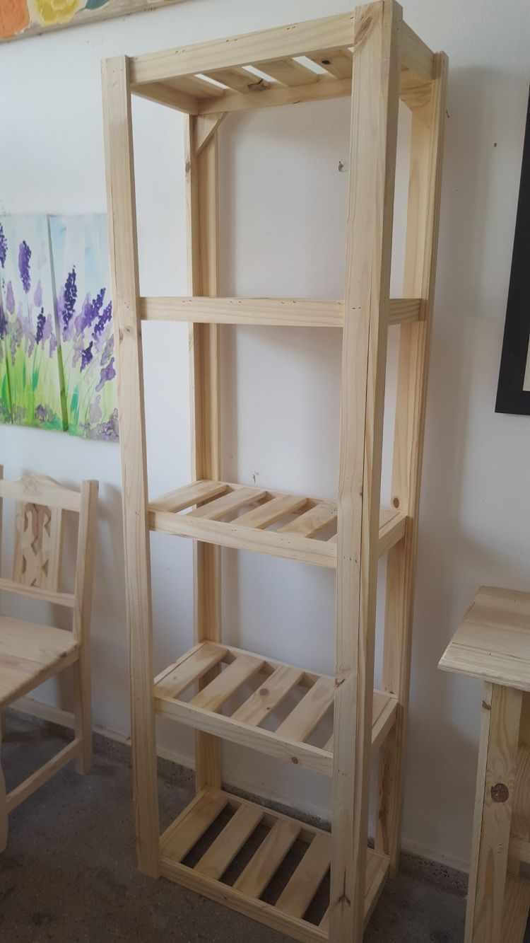 Pueblo Encanto - Muebles de madera de pino en Villa María, Córdoba 3