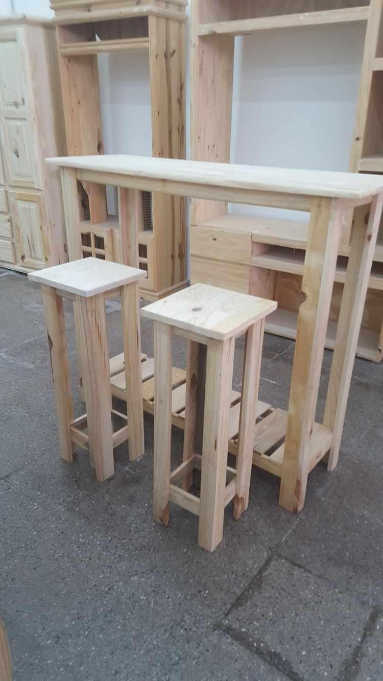 Pueblo Encanto - Muebles de madera de pino en Villa María, Córdoba 4