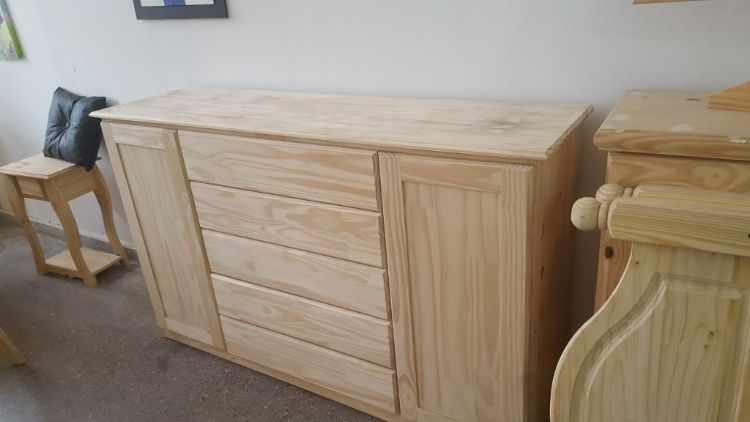 Pueblo Encanto - Muebles de madera de pino en Villa María, Córdoba 6