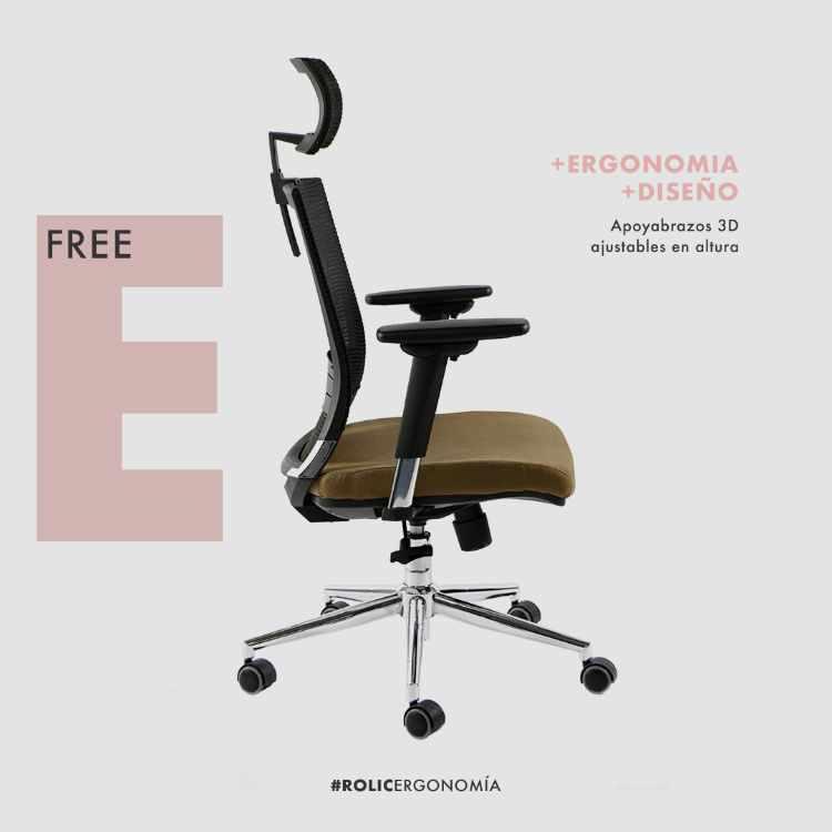 Rolic: sillas y sillones de oficina en Mataderos, Ciudad de Buenos Aires 5