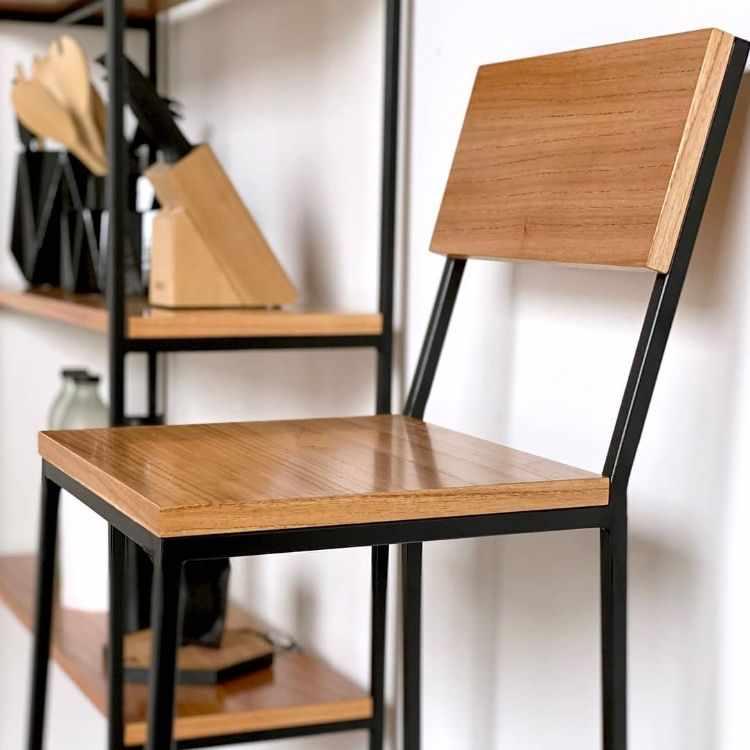 Tabureto - Muebles estilo industrial en Palermo, CABA 3