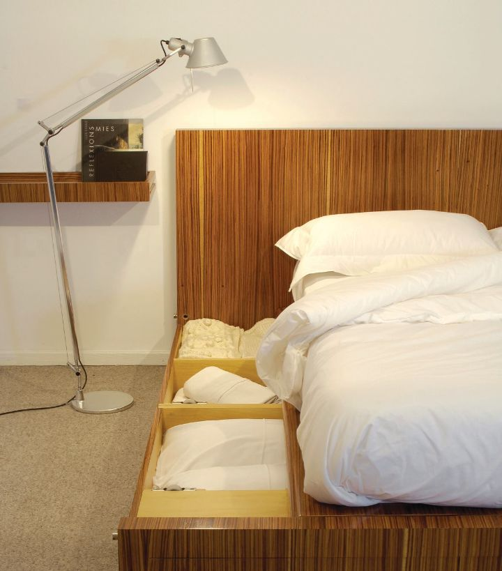 BedBox - Camas con cajones y espacio de guardado 1