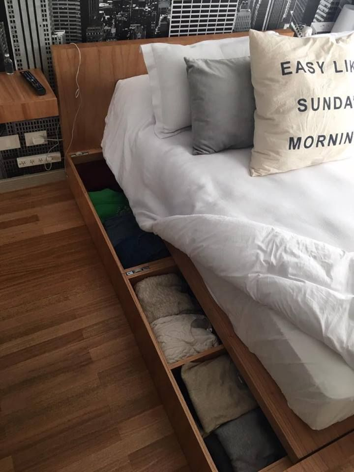 BedBox - Camas con cajones y espacio de guardado 3