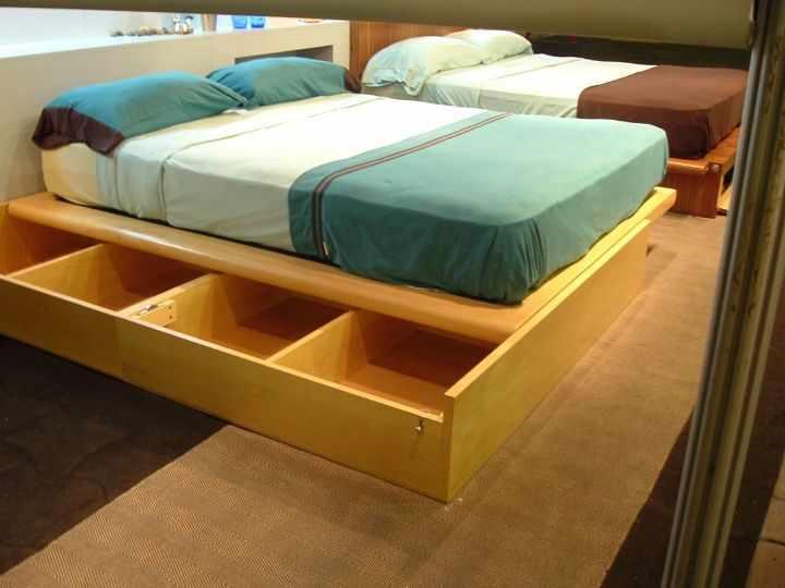 BedBox - Camas con cajones y espacio de guardado 4