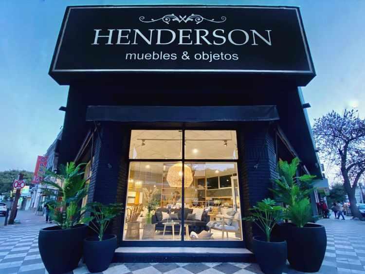 Henderson Muebles y Objetos - Decoración y muebles en Córdoba Capital 1
