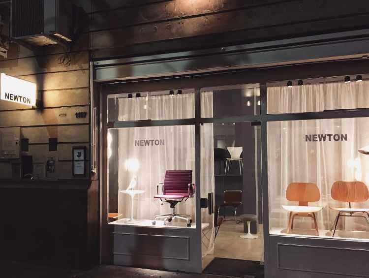 Newton - Muebles de diseño clásico moderno en Buenos Aires 1