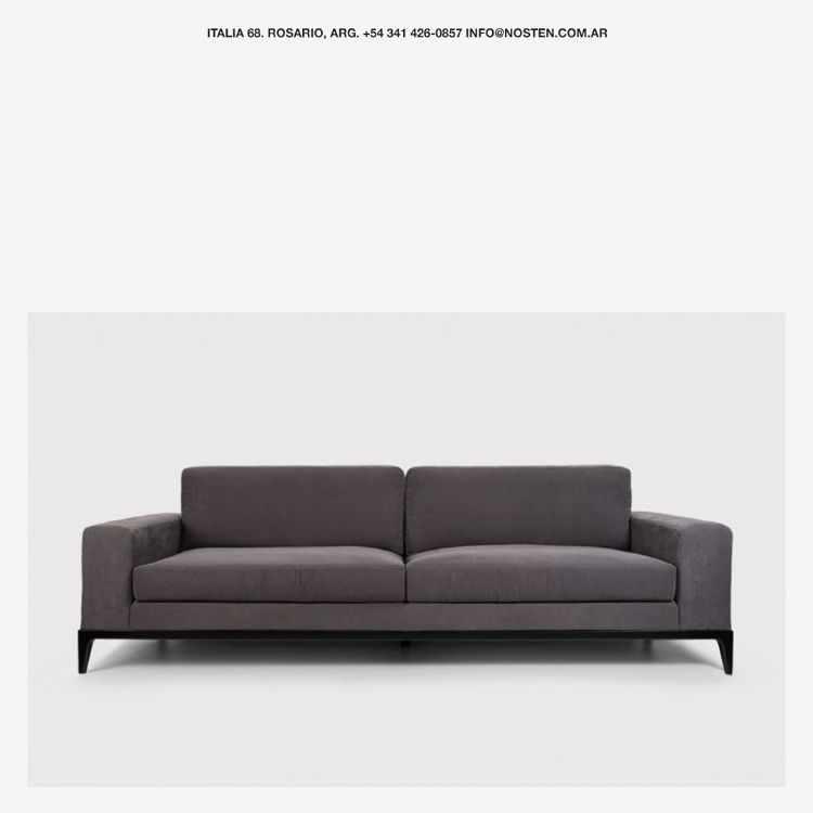 Nosten - Muebles de diseño contemporáneo en Rosario, Santa Fe 1