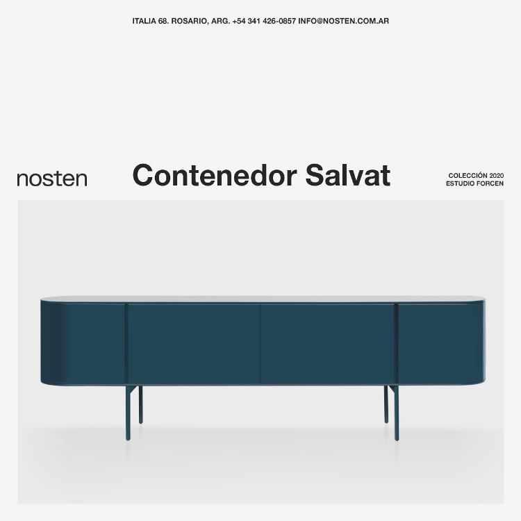 Nosten - Muebles de diseño contemporáneo en Rosario, Santa Fe 2