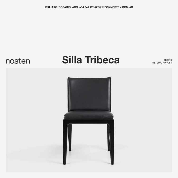 Nosten - Muebles de diseño contemporáneo en Rosario, Santa Fe 4
