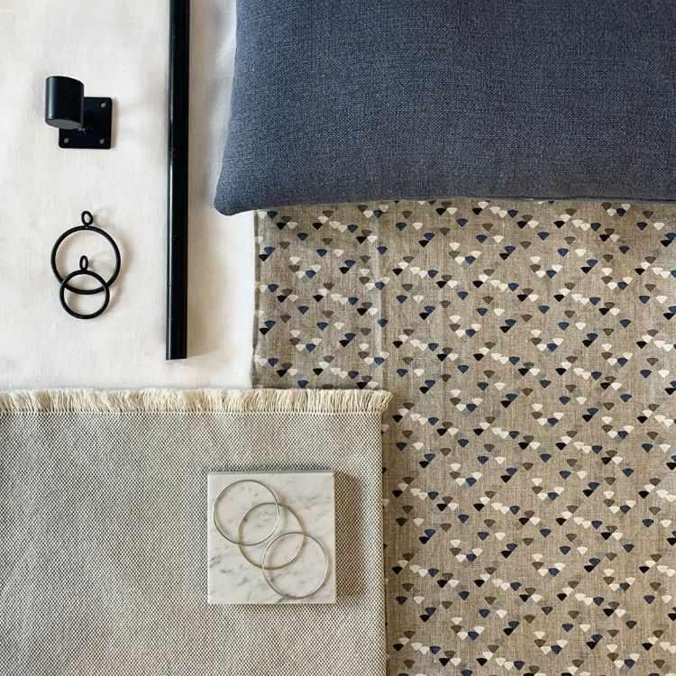 Caro Deane - Telas para cortinas, decoración y tapicería en Palermo 4