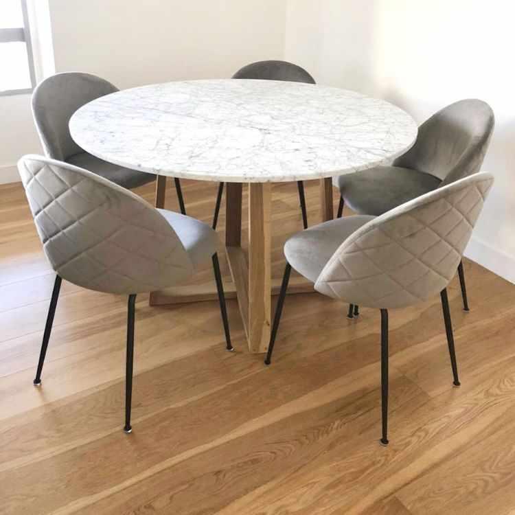 Carrara Design en Recoleta - Muebles y mesas con tapa de mármol y accesorios decorativos 1