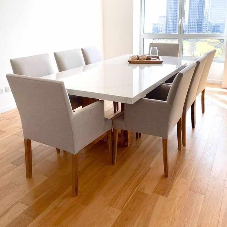 Carrara Design en Recoleta - Muebles y mesas con tapa de mármol y accesorios decorativos 4