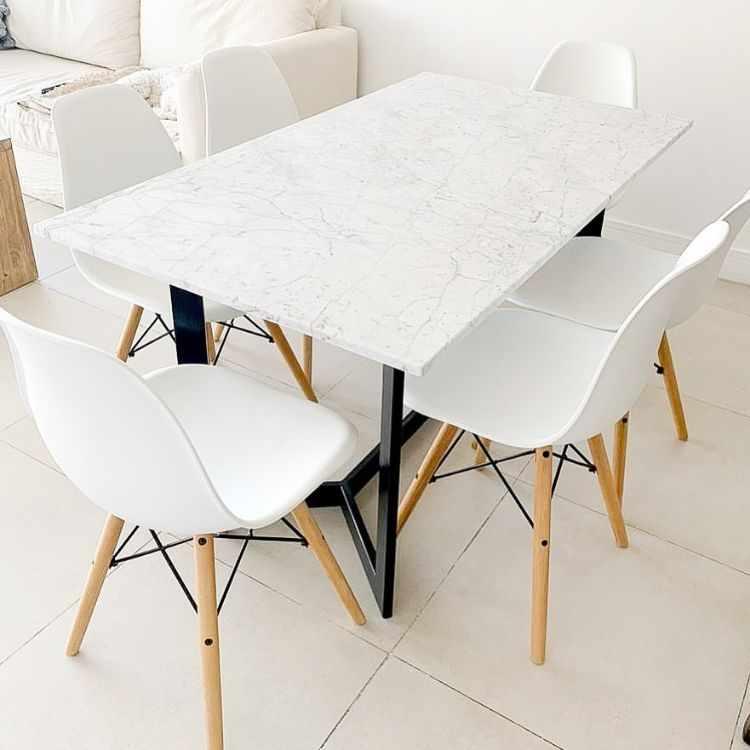Carrara Design en Recoleta - Muebles y mesas con tapa de mármol y accesorios decorativos 5