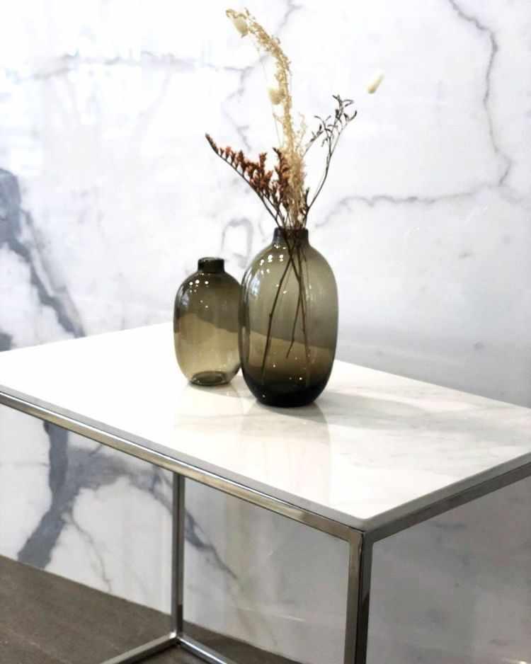 Carrara Design en Recoleta - Muebles y mesas con tapa de mármol y accesorios decorativos 7