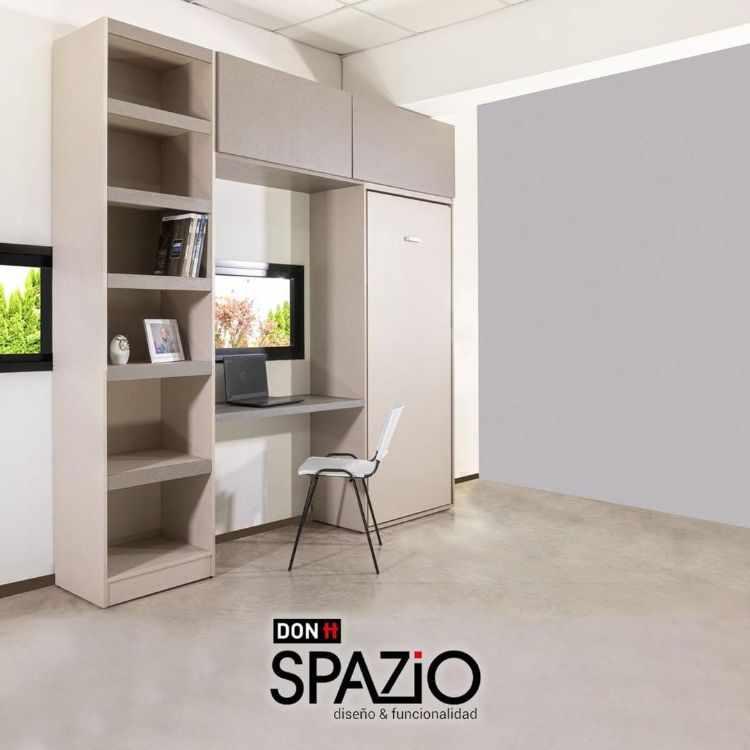 Don Spazio - Camas rebatibles y muebles para ahorrar espacio 1
