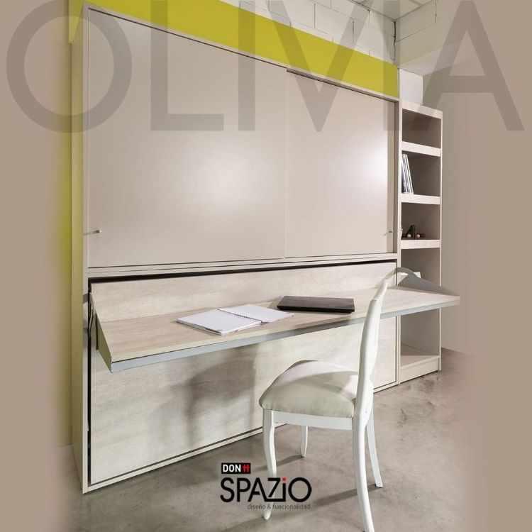 Don Spazio - Camas rebatibles y muebles para ahorrar espacio 3