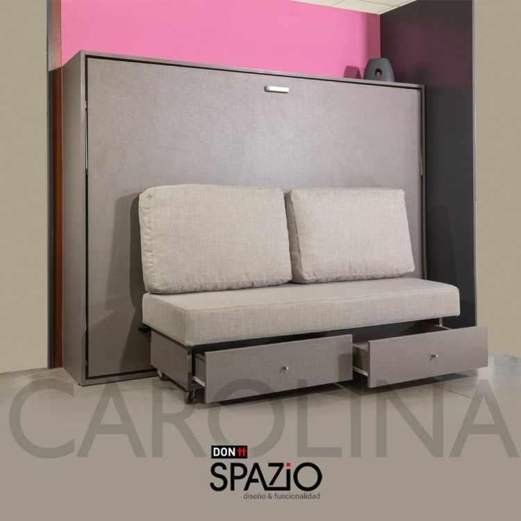 Don Spazio - Camas rebatibles y muebles para ahorrar espacio 5