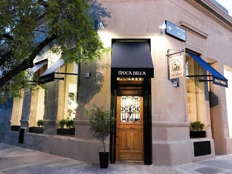 Época Bella en Palermo Soho, tienda especializada en jabones, velas, aromaterapia