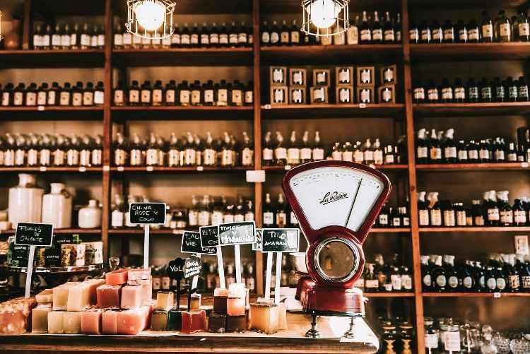 Época Bella en Palermo Soho, tienda especializada en jabones, velas, aromaterapia 2