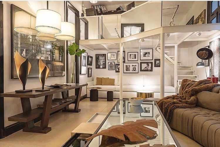 Estudio Gibrat - Muebles y diseño de interiores en Barrio Norte, Buenos Aires 1