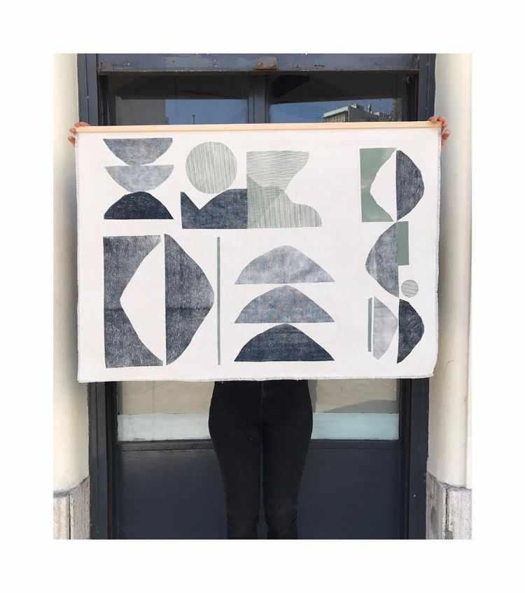Fábrica de Estampas: venta online de xilografías y monocopias sobre papel y tela 3
