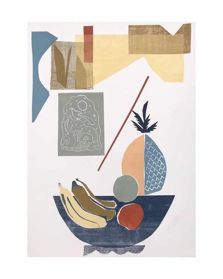 Fábrica de Estampas: venta online de xilografías y monocopias sobre papel y tela 7