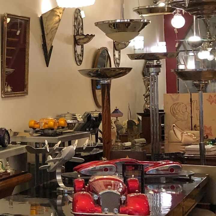 Luxury Design Store en Barrio Norte y San Telmo - Antigüedades en Buenos Aires 2