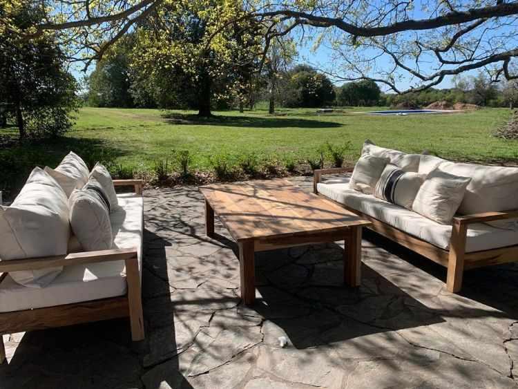 Místico Muebles - Muebles para interiores y exteriores en madera 1