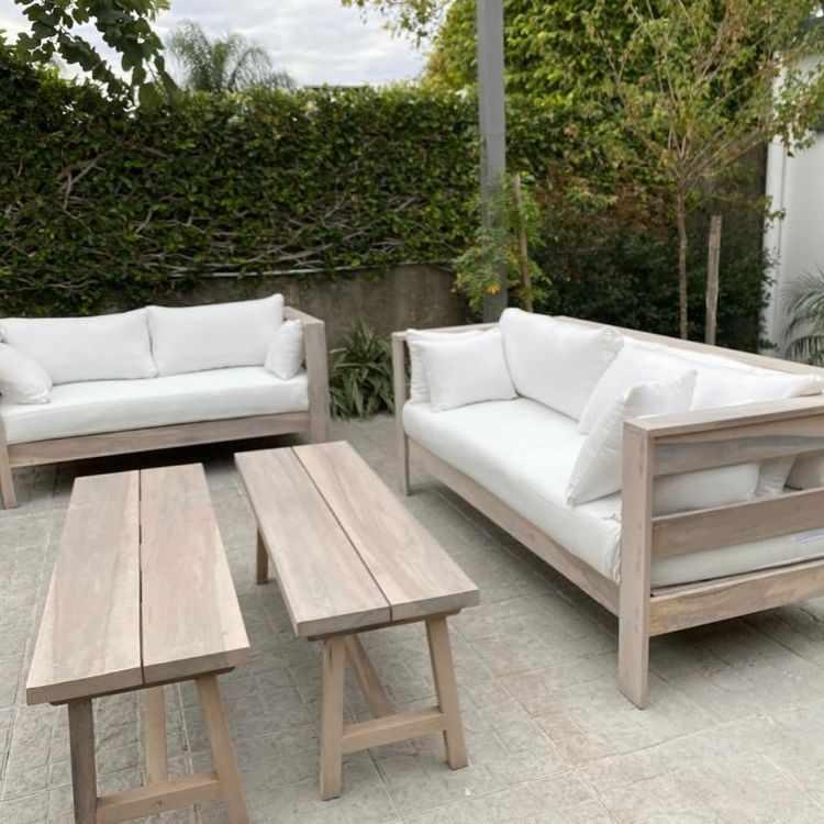 Místico Muebles - Muebles para interiores y exteriores en madera 2