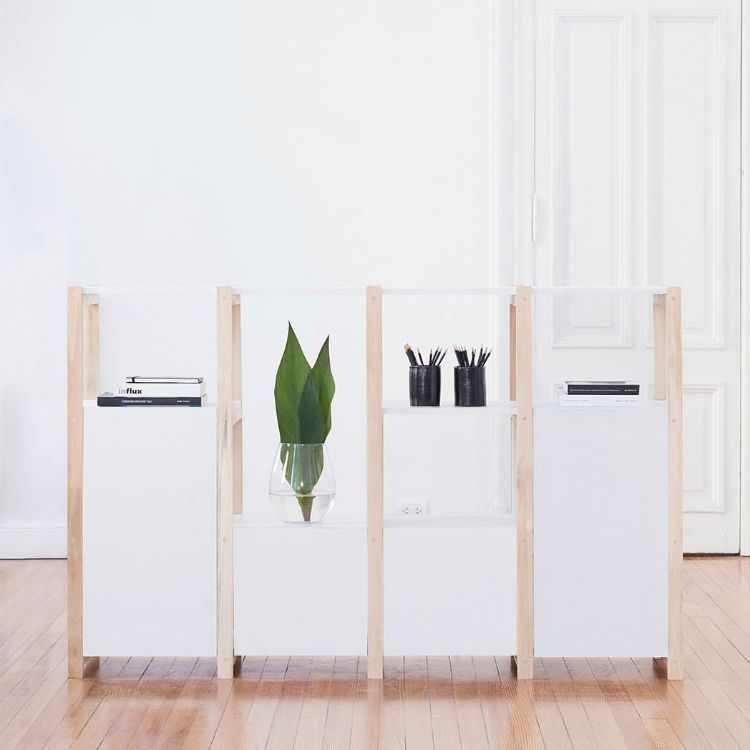 Paraná Muebles - Muebles nórdicos minimalistas de madera 2