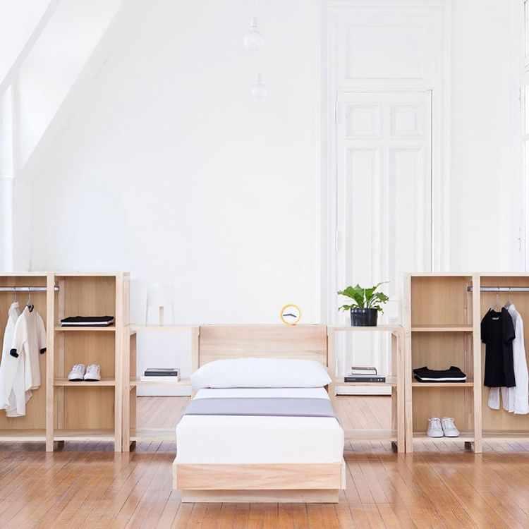 Paraná Muebles - Muebles nórdicos minimalistas de madera 3