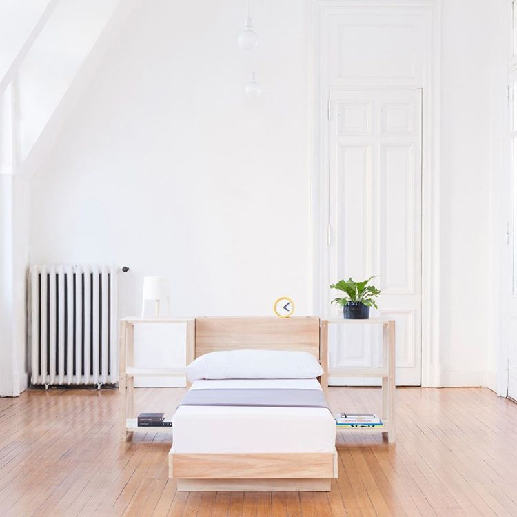 Paraná Muebles - Muebles nórdicos minimalistas de madera 4