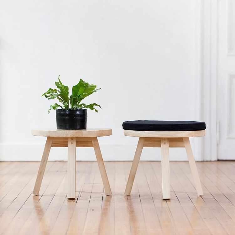 Paraná Muebles - Muebles nórdicos minimalistas de madera 5