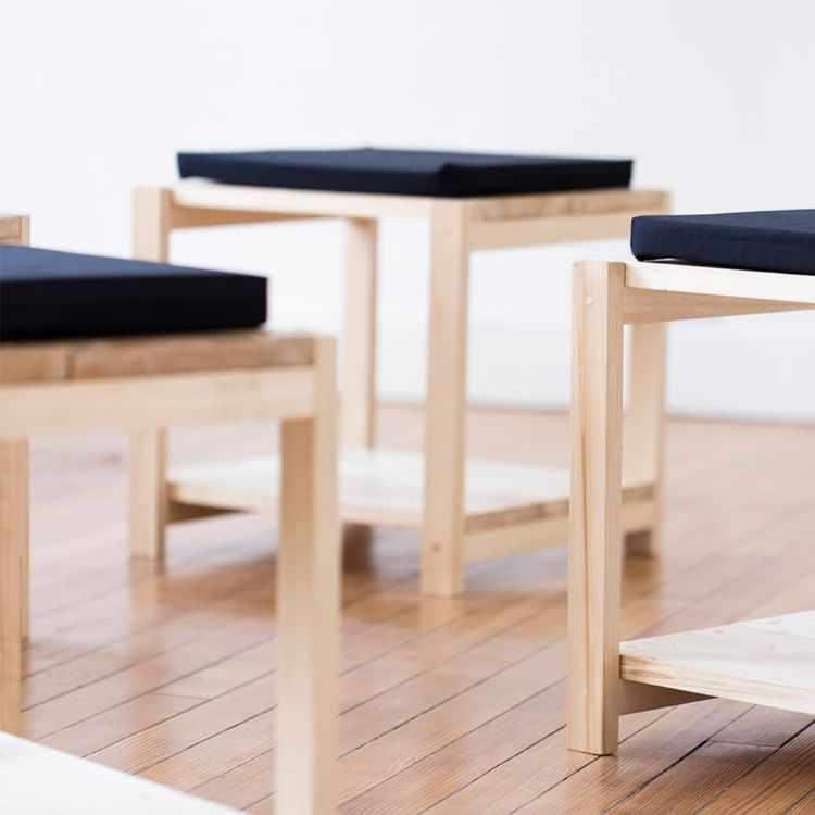 Paraná Muebles - Muebles nórdicos minimalistas de madera 6