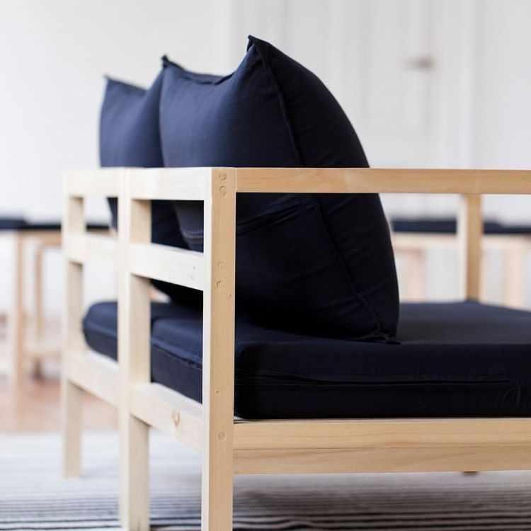 Paraná Muebles - Muebles nórdicos minimalistas de madera 7
