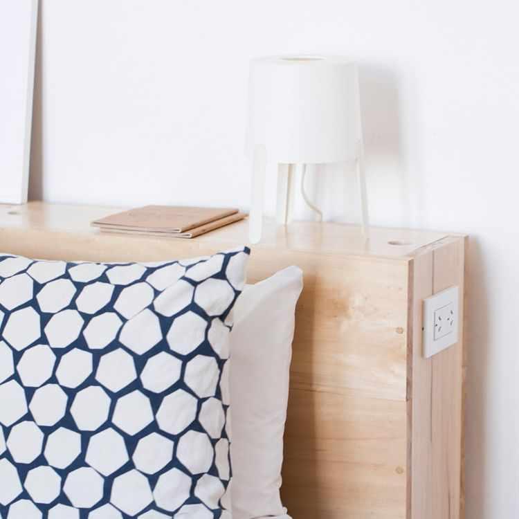 Paraná Muebles - Muebles nórdicos minimalistas de madera 8