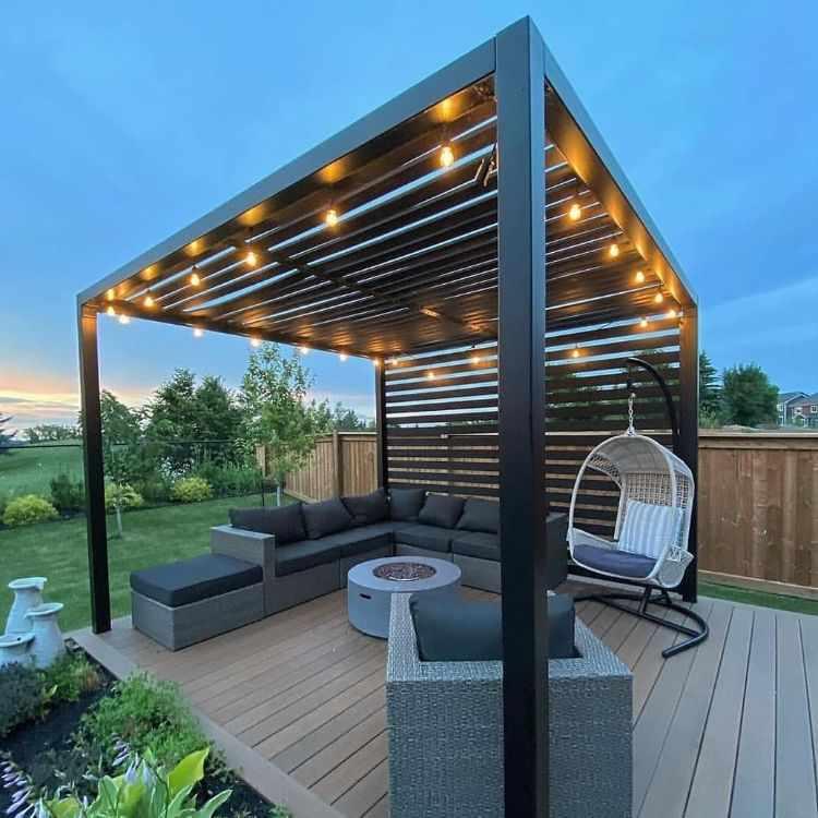 Tienda da Sole - Toldos, cortinas, pérgolas y muebles de exterior 2
