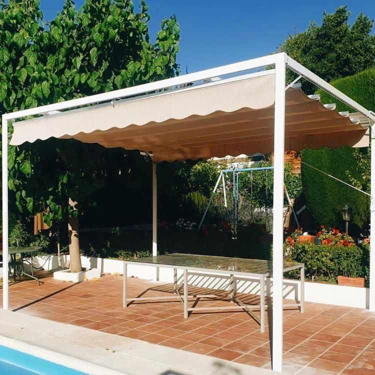 Tienda da Sole - Toldos, cortinas, pérgolas y muebles de exterior 4