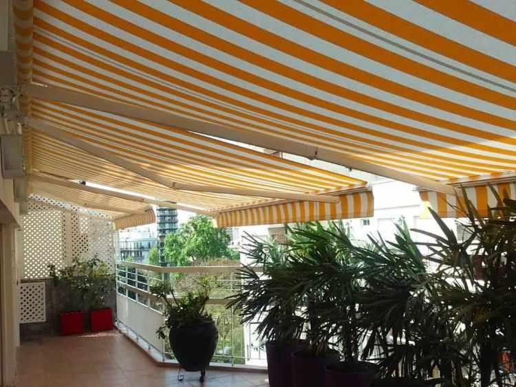 Tienda da Sole - Toldos, cortinas, pérgolas y muebles de exterior 7