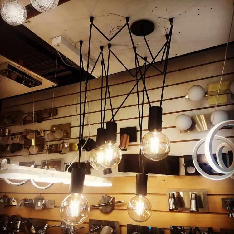 Twenty Iluminación - Local de lámparas en Belgrano, Buenos Aires 1