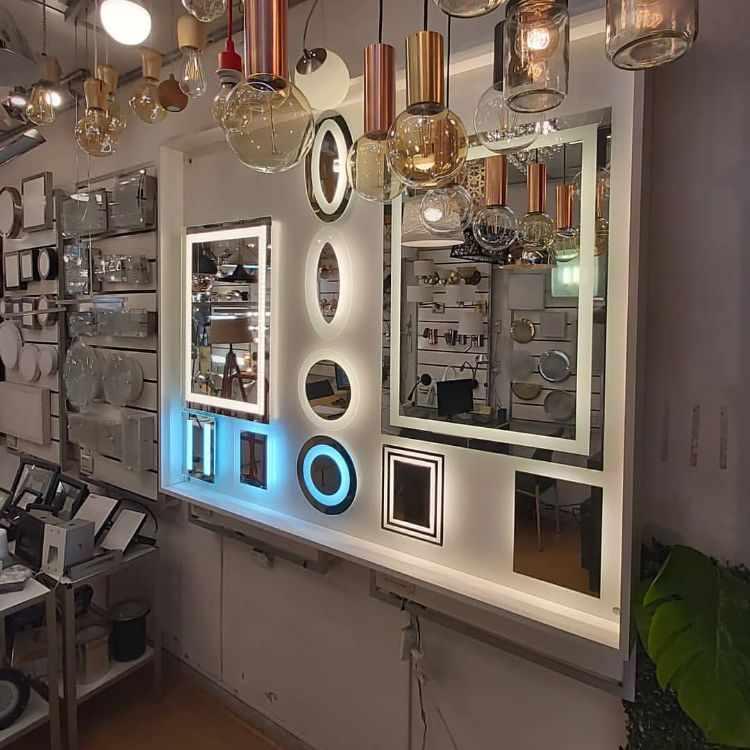 Twenty Iluminación - Local de lámparas en Belgrano, Buenos Aires 6