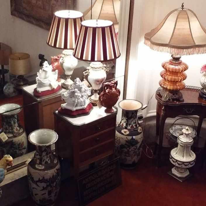 Vazquez de Montecarlo - Lámparas, arañas, objetos decorativos, antigüedades 2