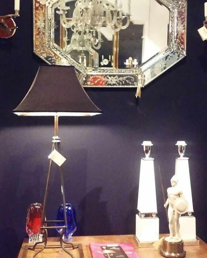 Vazquez de Montecarlo - Lámparas, arañas, objetos decorativos, antigüedades 3