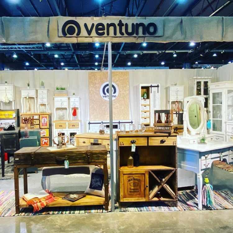 Ventuno Deco - Mayorista muebles estilo industrial, rústico, vintage, provenzal, clásico, etc. Fabricación e importación de muebles 1