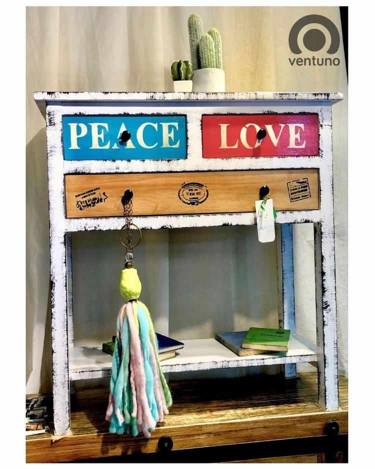 Ventuno Deco - Mayorista muebles estilo industrial, rústico, vintage, provenzal, clásico, etc. Fabricación e importación de muebles 11