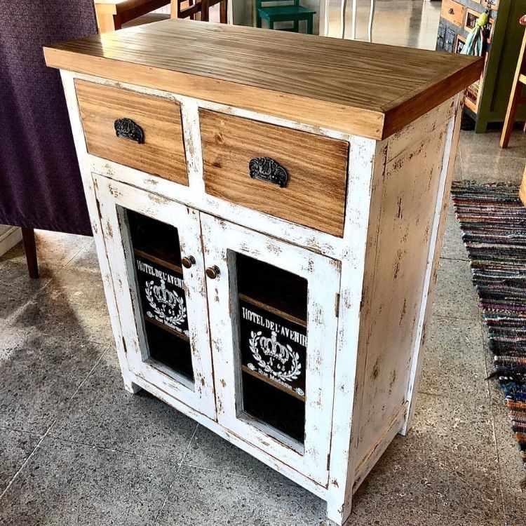 Ventuno Deco - Mayorista muebles estilo industrial, rústico, vintage, provenzal, clásico, etc. Fabricación e importación de muebles 13