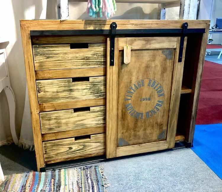 Ventuno Deco - Mayorista muebles estilo industrial, rústico, vintage, provenzal, clásico, etc. Fabricación e importación de muebles 15