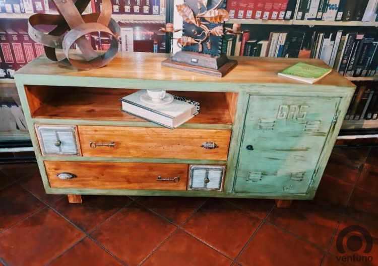 Ventuno Deco - Mayorista muebles estilo industrial, rústico, vintage, provenzal, clásico, etc. Fabricación e importación de muebles 2