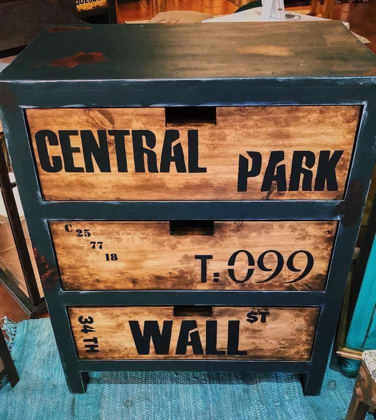 Ventuno Deco - Mayorista muebles estilo industrial, rústico, vintage, provenzal, clásico, etc. Fabricación e importación de muebles 6